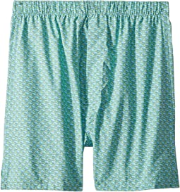 Boxer Shorts - Vineyard Whale (Big Kids)