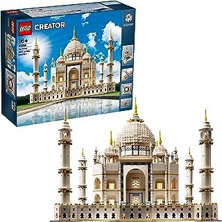 LEGO Creator Expert-Taj Mahal, detallada maqueta de juguete