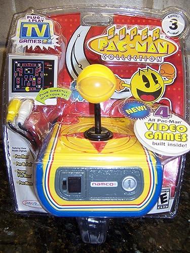 compra limitada SUPER PAC-MAN COLLECTION  Plug Plug Plug & Play TV Games (BRAND NEW ) Edition 3 by Namco Super PAC-MAN  Ahorre hasta un 70% de descuento.
