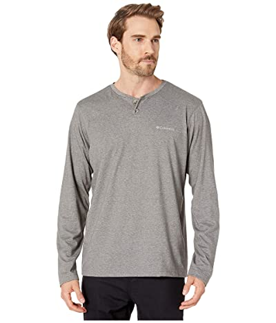 Columbia Thistletown Parktm Henley (Charcoal Heather) Men