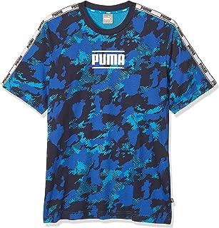 PUMA Men's Camo Pack All Over Print Tee