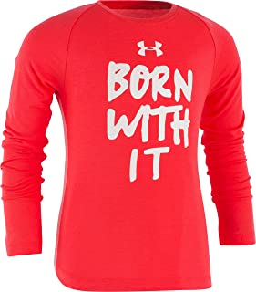 Under Armour Girls' Long Sleeve Graphic Tee