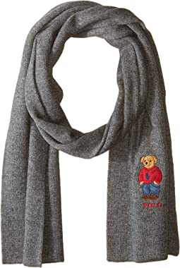 Polo Pony Bear Scarf