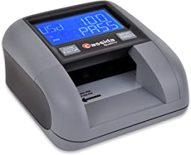 Cassida All-Orientation Automatic Counterfeit Detector with Rechargeable Battery, 3.5
