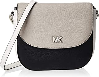 Michael Kors Crossbody for Women- Grey/Black