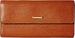 Lodis Accessories - Stephanie RFID Under Lock & Key Checkbook Clutch
