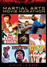 Martial Arts Movie Marathon: (The Skyhawk / The Manchu Boxer / The Dragon Tamers & The Association)