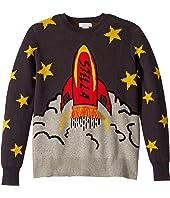 Stella McCartney Kids - Rocket Sweater (Toddler/Little Kids/Big Kids)