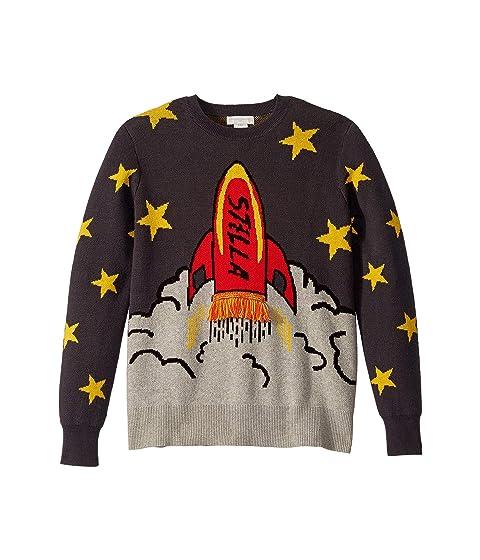 Stella McCartney Kids Rocket Sweater (Toddler/Little Kids/Big Kids)