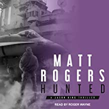 Hunted: A Jason King Thriller, Book 6