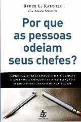 Por Que As Pessoas Odeiam Seus Chefes? (Em Portugues do Brasil) Paperback