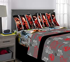Franco Kids Bedding Super Soft Sheet Set, 4 Piece Full Size, Jurassic World