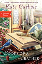 Books of a Feather (Bibliophile Mystery Book 10)