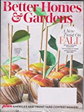Better Homes & Gardens October 2019 A New Twist On Fall