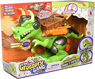 The Grossery Gang Time Wars Chomp 'n' Chew Trash-O-Saur