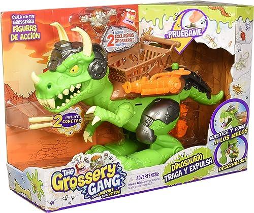 entrega rápida Grossery Gang The Time Wars Wars Wars Chomp 'n' Chew Trash-O-Saur  oferta de tienda