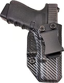 Fast Draw USA - Compatible with Glock 19/23/32 IWB Kydex Holster Inside Waistband Concealed Carry Holster Made in USA