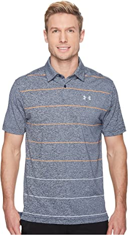 Under Armour Golf - UA CoolSwitch Pivot Stripe Shirt