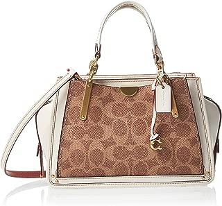 Coach Handbag for Women- Brown