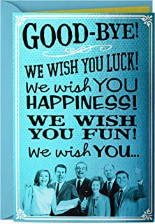 Best office farewell card Reviews