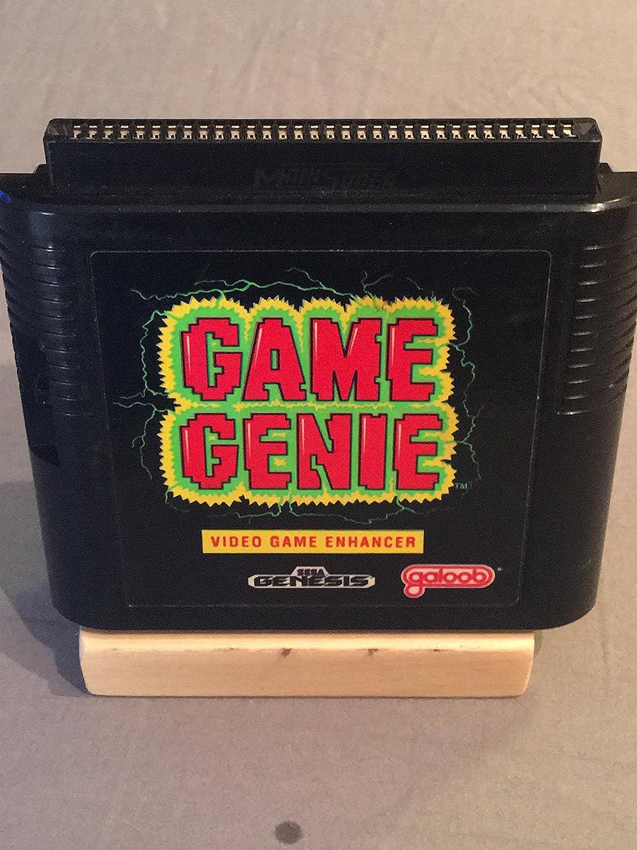 Game Genie OFFicial mail order Denver Mall - Sega Genesis