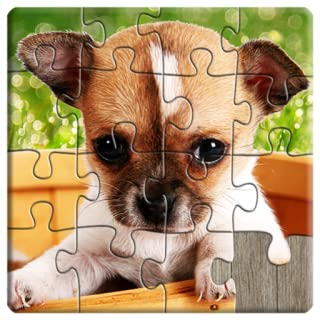 Dogs and Puppy Puzzles for Kids and Adults - Free Trial Edition - Fun and Educational Jigsaw Puzzle Game for Kids and Preschool Toddlers, Boys and Girls 2, 3, 4, or 5 Years Old