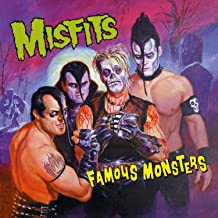 misfits famous monsters vinyl