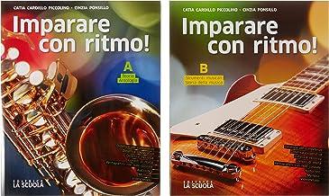Scaricare Libri Imparare con ritmo. Con Musica in tasca. Per la Scuola media. Con ebook. Con espansione online. Con 2 DVD-ROM: A-B PDF