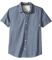 Quiksilver Kids - Heat Wave Short Sleeve Shirt (Big Kids)