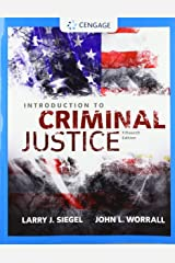 Introduction to Criminal Justice Paperback