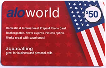 $50 » Sponsored Ad - 830 Minutes of U.S. Domestic Calling & Lowest International Calling Rates, Phone Card Never Expires, No Pay...