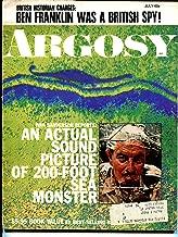 Argosy 7/1970-Ben Franklin A British Spy!!-Pan-Am Highway-pulp-VG