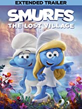 Smurfs: The Lost Village (4K UHD)