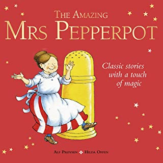 The Amazing Mrs Pepperpot (Mrs Pepperpot Picture Books)