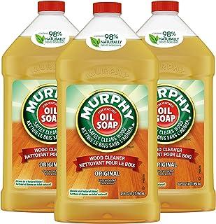Murphy's Oil Soap Original Wood Cleaner - 32 fluid ounce (3 Count)