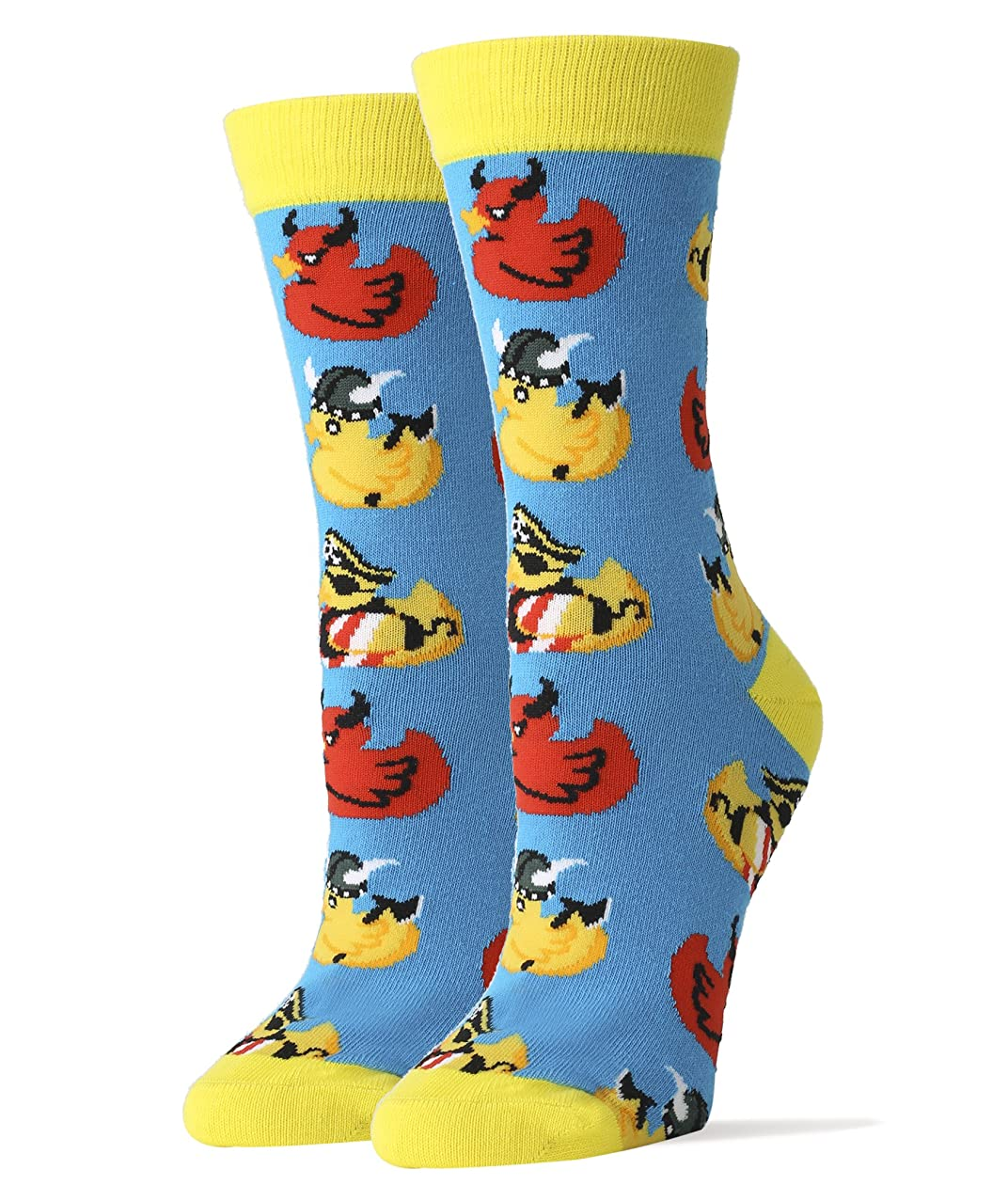 Oooh Yeah Socks ! - Womens Crew - Rub a Dub