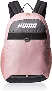Puma Plus Backpack Pink Bag For Unisex, Size One Size