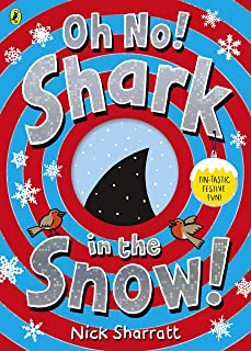 Oh No! Shark in the Snow!