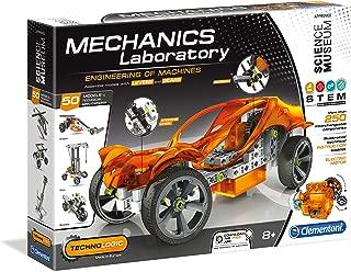 Clementoni Science MUSUEM Mechanics Laboratory Lab - Science & Play Toys