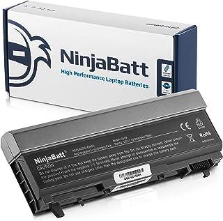 NinjaBatt 9 Celdas Batería para DELL MP490 PT434 4M529 Latitude E6410 E6400 E6500 E6510 Precision M4400 M4500 KY265 NM631 GN752 U5209 KY477 - Alto Rendimiento [6600mAh/73wh]