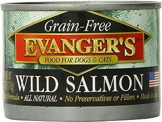 evangers wild salmon