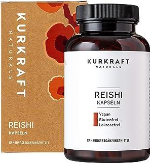 Kurkraft® Reishi Extrakt (120 Kapseln) - 35% bioaktive Poly