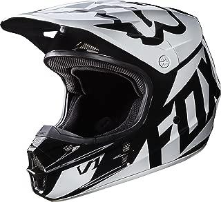 2017 Fox Racing V1 Race Helmet-Black-S