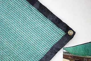 YGS 40% Green 20 ft x 24 ft Shade Cloth UV Resistant Net For Garden Flower Plant