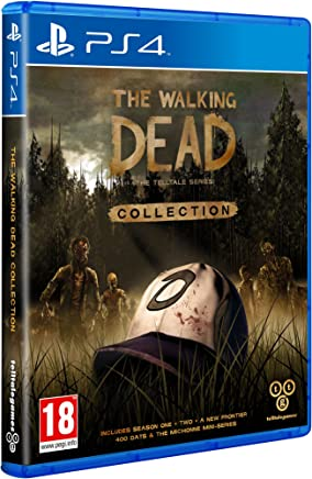 9957c9b89392 The Walking Dead Collection: The Telltale Series - PlayStation 4