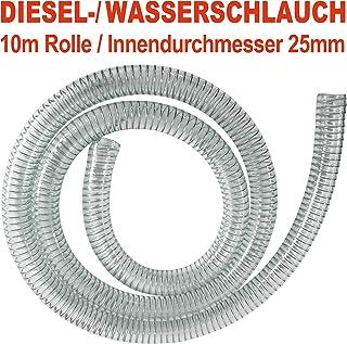 15 Meter Gummi Schlauch 7,95€//M Diesel Heizöl Tankschlauch Dieselpumpe Tanken