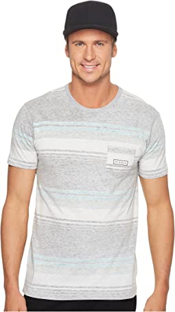 Bartlett Reverse Printed Short Sleeve Pocket Knit T-Shirt