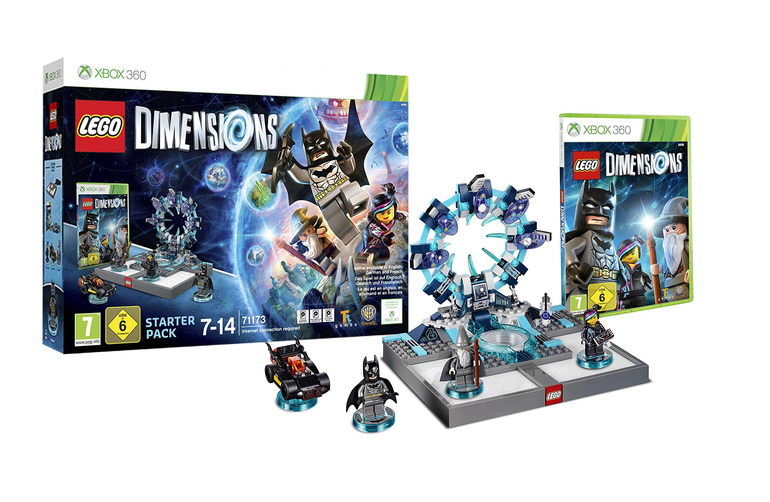 Lego Dimensions: Starter Pack [Importación Inglesa]: Amazon.es: Videojuegos