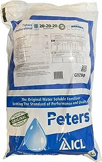 Jacks Prof 77010 General Purpose Fertilizer, 20-20-20 Fertilizer, 25-Pound