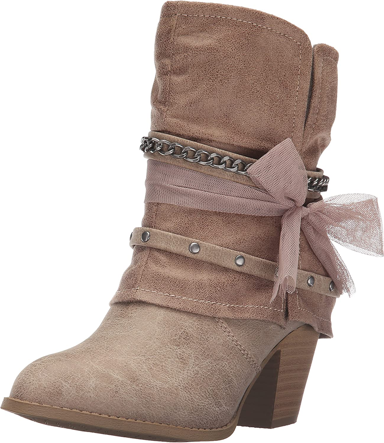 Jellypop Womens Blake Ankle Bootie
